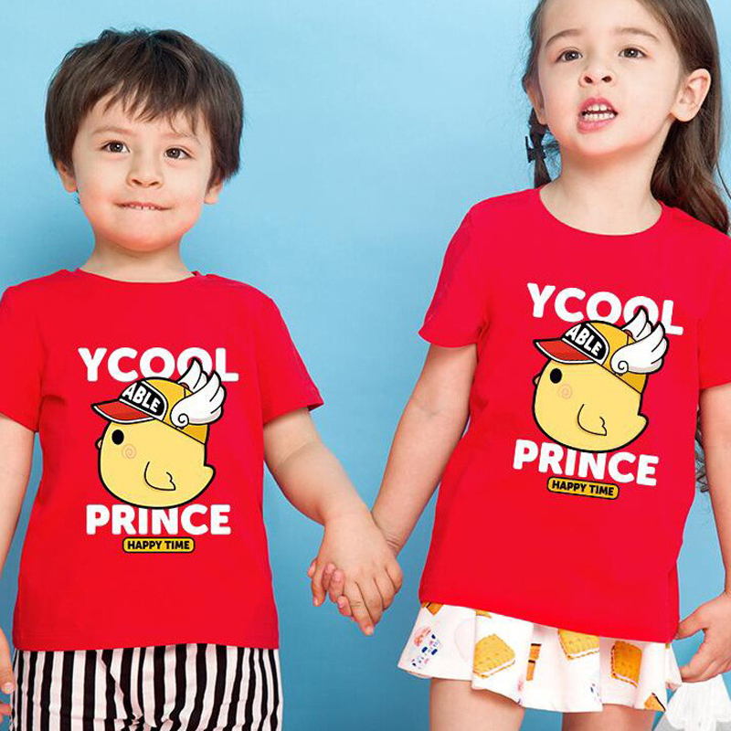 77a95a1b40d New children clothes boys girls short sleeve T shirt Cartoon patterns  Shirts kids fashion clothing Summer wear-in T-Shirts from Mother   Kids on  ...