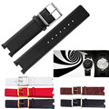 AUTO Watch Strap for CK Calvin Klein K1S21120 K1S21102 K1S21100 Pin Buckle + Genuine Leather Watch Bands Strap with FREE TOOLS