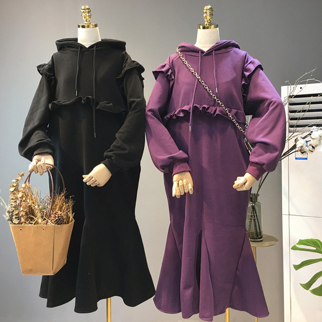 300742360a164 Winter-new-2018-Korean-version-of-women-s-pure-color-hoodie-ears-long-sleeves-loose-medium.jpg 640x640.jpg