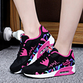 2016 Trend Women Casual Shoes Fashion New Spring Autumn Mesh Breathable Women Shoes Leisure Cushion Student Flat Shoes