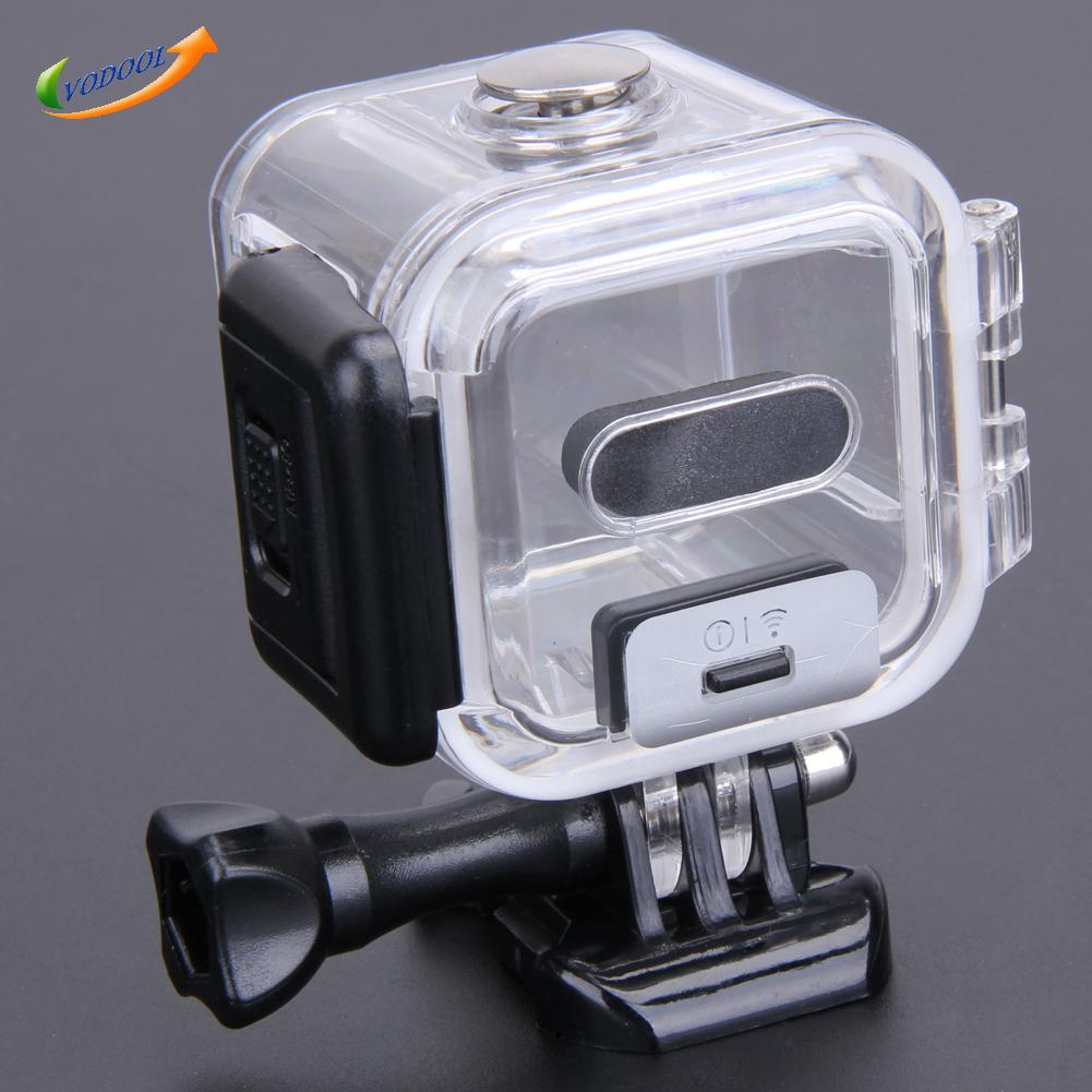 Original 45M Underwater Diving Housing Protective Hard Case Cover for Gopro HD Hero 4 5 Session Camera for diving surfing skiing hottest waterproof cover diving protective housing underwater case for gopro hero 3 4