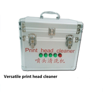 New Professional Inkjet Printer Automatic Printhead Cleaning Good Quality for print head cleaner