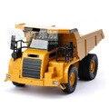 Alto modelo de simulación de juguetes los niños juguetes para bebés Car Styling oruga Off Highway camiones modelo modelo de camión de aleación regalos excelentes