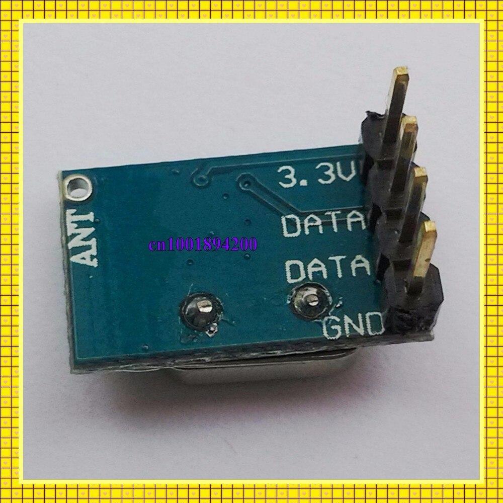 Приемный модуль РЧ Высокочувствительный RX модуль-114dBm Супергетеродинный сигнал приемника 433 МГц с большим радиусом действия Mini RX ASK 00 K