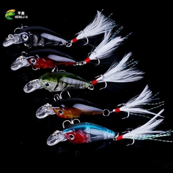 1pcs Crankbait Fishing Lure wobbler 8.4g 7.5cm Floating