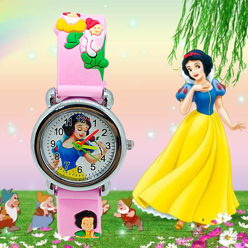 Fashion Women Watch For Children Girls Students Clock Kids Quartz Watches For Child Baby Gift Relogio Infantil Montre Enfant