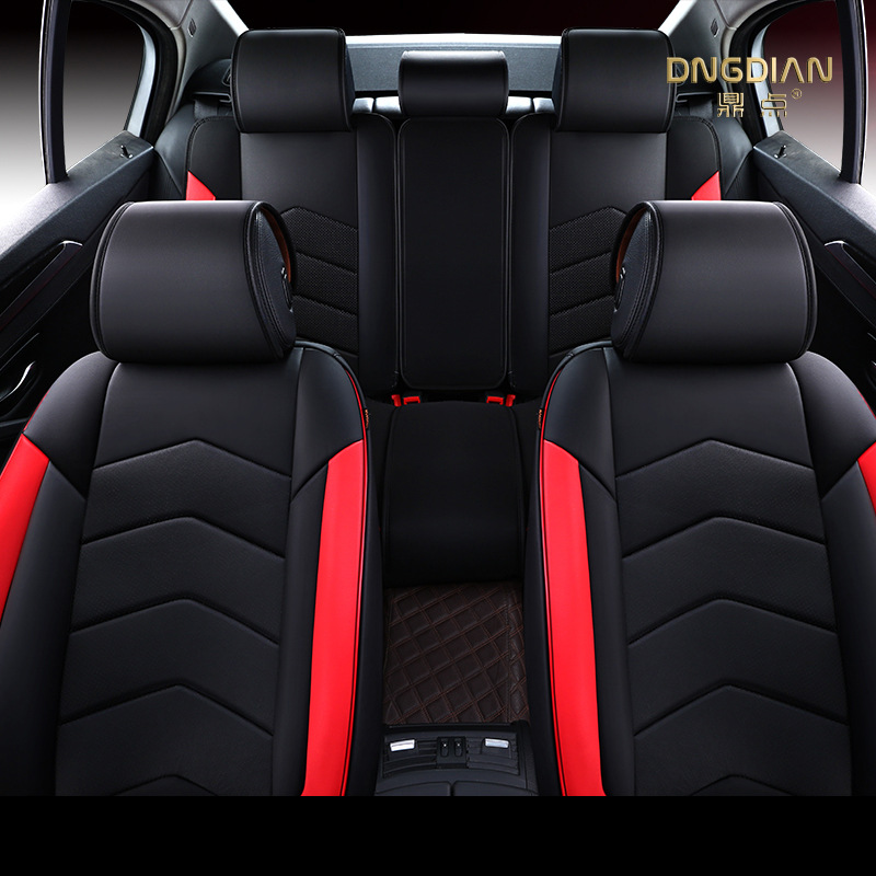 luxury pu leather car seat cover for toyota all models corolla camry rav4 auris prius yalis. Black Bedroom Furniture Sets. Home Design Ideas