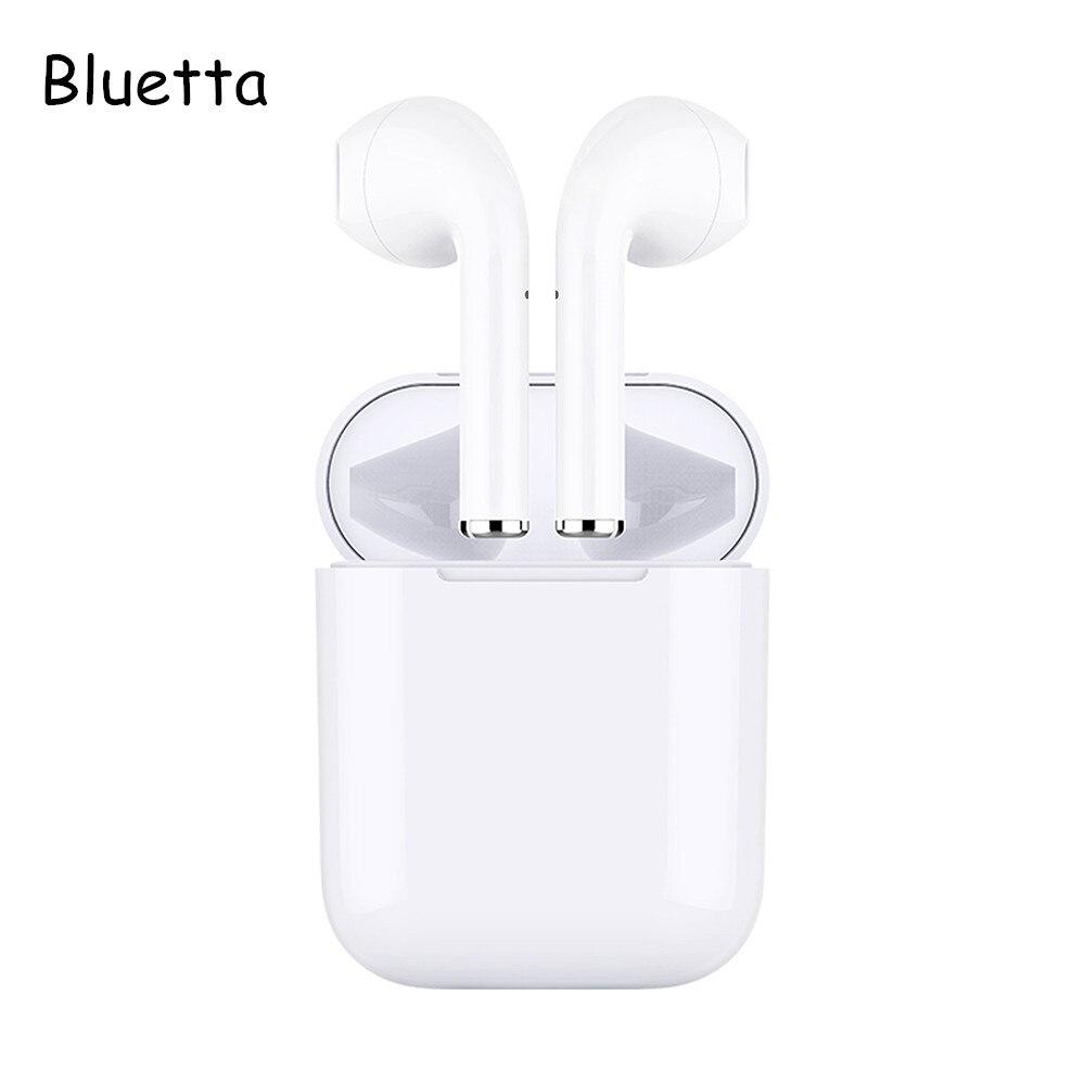 Bluetta Touch Control écouteurs tws avec Double Mic Bluetooth 5.0 fone de ouvido 3D Stéréo Sport Sans Fil Écouteurs PK i10 i12 i13