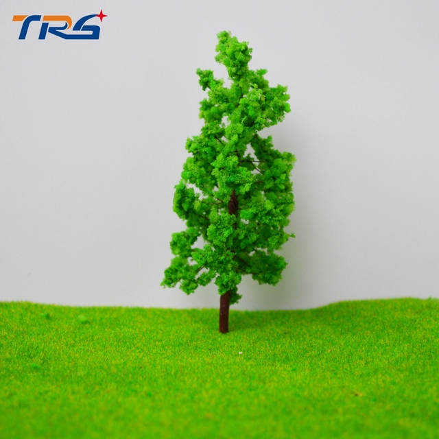 Scale model building kits material landscape tree architectural model wire tree 110/40