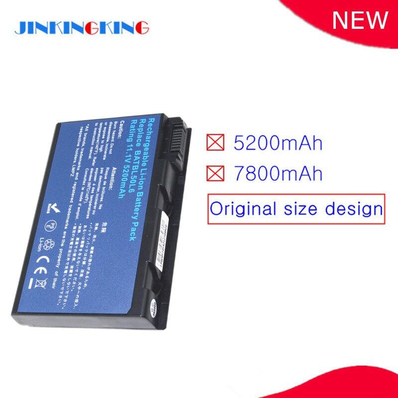 BATBL50L6 batterie d'ordinateur portable POUR Acer Aspire 5630 5650 5680 9110 9120 9800 9920G pour Travelmate 2450 2490 3900 4200 4230 4260 4280