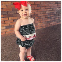 New Year Toddler Infant Baby Girls 2 pcs Clothing Sets Babies Girl Photoshoting Clothes Tassel Tube Top+Shorts Briefs Outfits