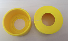 100pcs 22mm Dia Push Button Switch Plastic Circle Protective Guard/ Cover outer diameter 40mm