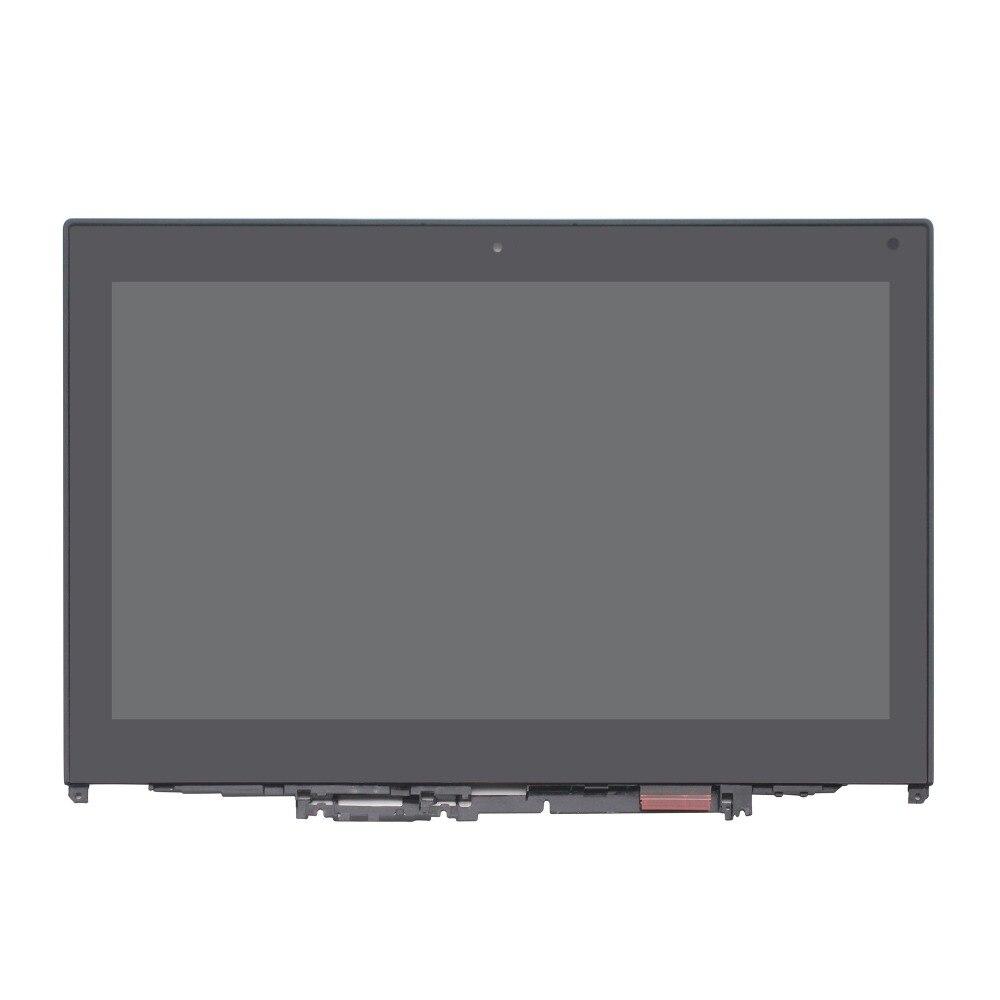 Pour Lenovo ThinkPad De Yoga 260 20GT 00NY900 12.5 FHD LCD Écran Tactile Assemblée + Lunette AP1EY000710 01HY619
