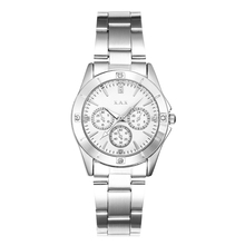 Water Proof Watches Women, Steel Women Watch Waterproof, Lad