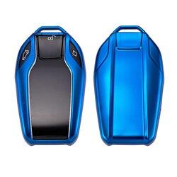 Mềm Chìa Khóa Xe Trường Hợp Đối Với BMW 7 Series i8 Thông Minh key cho 730li 740li 750li Chìa Khóa Xe Cover Tạo Kiểu Tóc với chìa khóa xe chuỗi