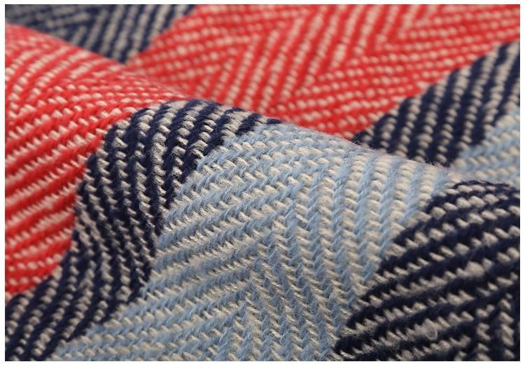 2017 брендінің сәндік шарфы ерлерге - Киімге арналған аксессуарлар - фото 3