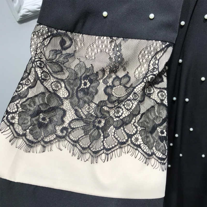 عباية كيمونو طويلة حجم كبير 2019 فستان إسلامي قفطان عبايات للنساء كارديجان فستان حجاب رداء دبي ملابس إسلامية تركية