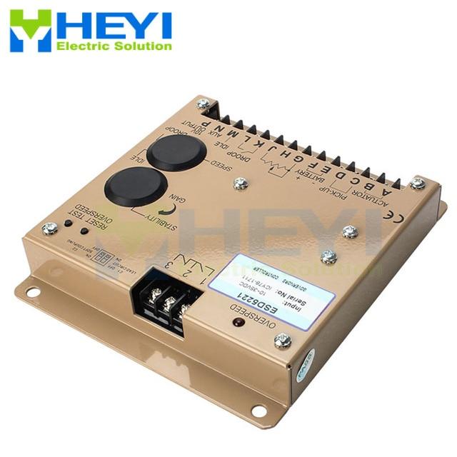 ESD5221/5222 generator engine Speed ControllerESD5221/5222 generator engine Speed Controller