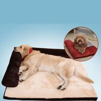 Dog Bed Corduroy Warm Dog Sofa Pet Supplies Removable And Washable Dog Bed With Pillow S M L Sleeping
