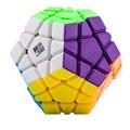 3*3 profesional dodecaedro cubo mágico Stickerless suave cubo rompecabezas velocidad mágico cubo educativo para los niños juguetes C5