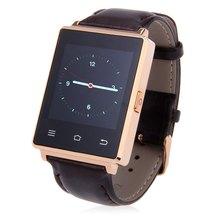 """Heißer verkauf! NO. 1 D6 MTK6580 Quad Core 1,3 GHz 1 GB Ram 8 GB 1,63 """"3G Smartwatch Telefon Android 5.1 GPS WiFi BT 4,0 Schrittzähler Herz Ratte"""