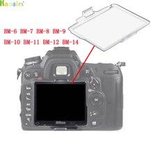 עבור BM 6 / BM 7 / BM 8 / BM 9 / BM 10 / BM 11 / BM 12 / BM 14 קשה פלסטיק סרט LCD צג מסך כיסוי מגן
