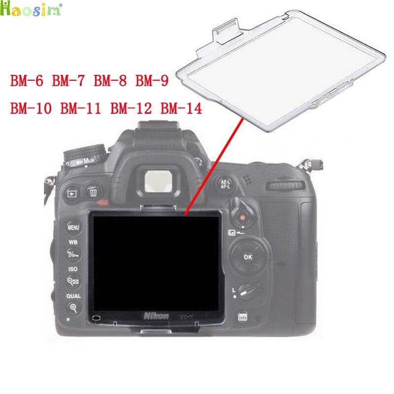 For BM 6 / BM 7 / BM 8 / BM 9 / BM 10 / BM 11 / BM 12 / BM 14 Hard Plastic Film LCD Monitor Screen Cover Protector|Photo Studio Accessories| |  - title=