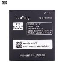 цена на New arrival for lenovo a820 battery S889T S720 A800 A798T Battery BL197 (2000mAh) for Lenovo MTK6577 MTK6589 mobile phone