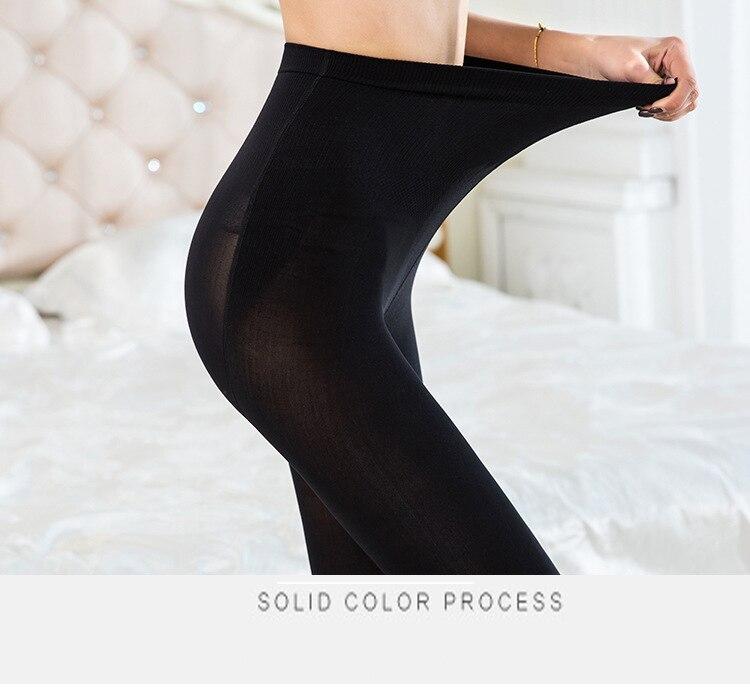0661da492 2019 FENNASI Sexy Thick Women Tights High Waist Warm Pantyhose Plus ...