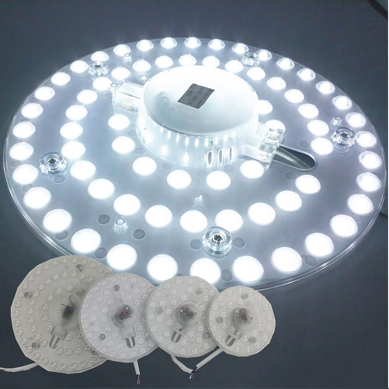 12W 18W 24W 36W Bright 2D Replaceable LED Light Source For European Ceiling Lamp Marked 220V With Magnet Led Lights Replacement12W 18W 24W 36W Bright 2D Replaceable LED Light Source For European Ceiling Lamp Marked 220V With Magnet Led Lights Replacement