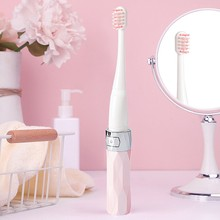 Electric Toothbrush Waterproof Tooth Brush With 5 Replacement Toothbrush Head Charging Five Files Whitening Electric Toothbrush seago sg 507 electric toothbrush usb charging rechargeable sonic tooth brush waterproof tooth cleaner with 3pcs replacement head