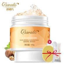 1PCS 100g Facial Exfoliating Gel Body Exfoliating Facial Whitening Cream Body Scrub Gently