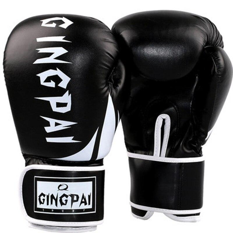 Alta calidad Masculino Femenino 10oz MMA kick Boxing Guantes - Ropa deportiva y accesorios