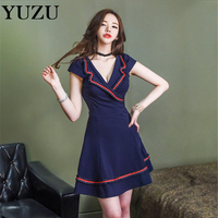 New Show Thin Spring Summer Outfit Suits Brought To Collect Waist Town Package Dress