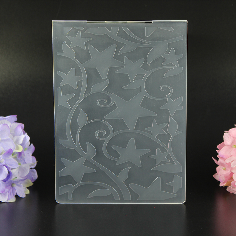 DIY Scrapbooking Branches Vine Embossing File Templates Photo Card - Arts, Crafts and Sewing - Photo 5