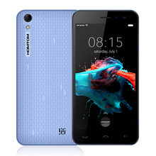 Original HOMTOM HT16 MTK6580 Quad Core Android 6.0 1GB RAM 8GB ROM Smartphone 5.0 Inch 1280x720 3000mAh 3G WCDMA Mobile Phone(China)