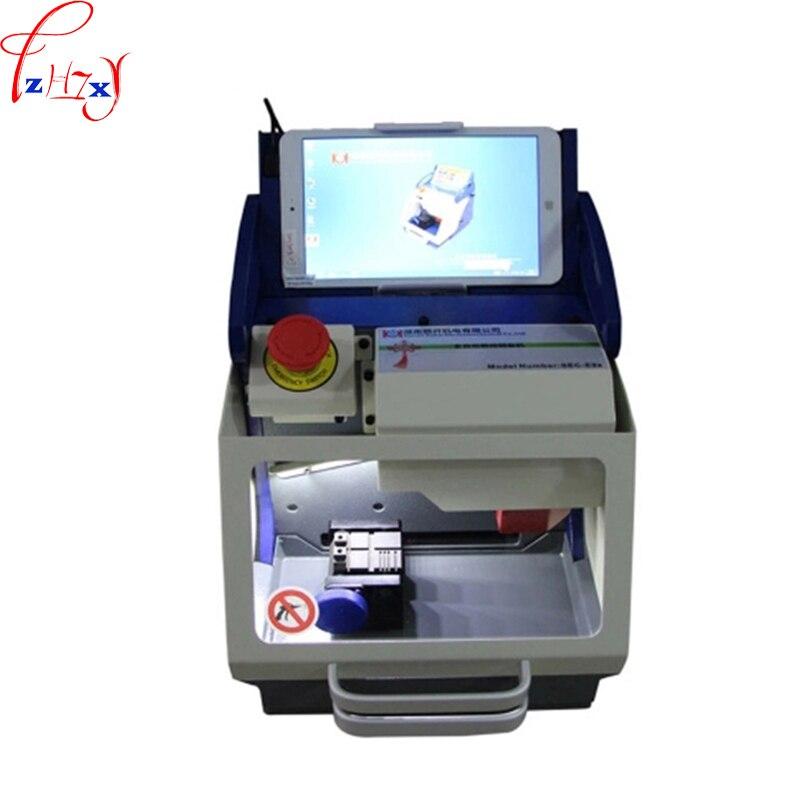 1pc SEC-E9z full automatic key cutting machine numerical control key machine 220V