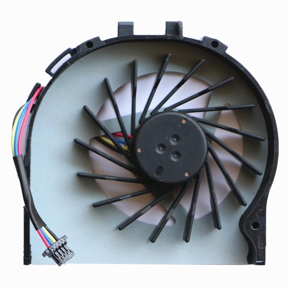 Новый вентилятор охлаждения процессора для HP EliteBook 2740 2740P Вентилятор охлаждения процессора 597840-001