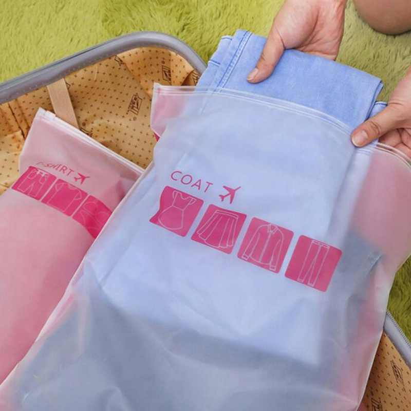 Transparan Tas Kosmetik Makeup Perjalanan Case Wanita Zipper Membuat Mandi Organizer Kantong Penyimpanan Mencuci Perlengkapan Mandi Kecantikan Kit