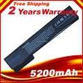 6 zellen 4400 mah Batterie für HP EliteBook 8460 p 8560 p ProBook 6360b 6460b 6465b 6560b 6565b 628369- 421 628664-001