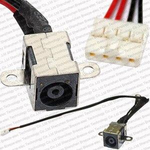 100% протестированный новый ноутбук DC разъем питания кабель для зарядки Разъем проводов для LG R410 R510 R460 R560 R580 серии