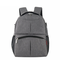 INSULAR Mother Bag Diaper Backpack Baby Nappy Bags Large Capacity Maternity Mummy Stroller bag New Fashion 2019 Hot 10016