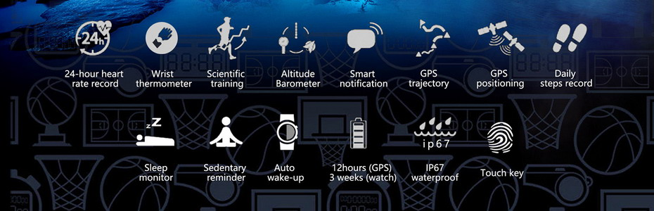 HTB1TDvEXN9YBuNjy0Ffq6xIsVXah - Smartwatch F5 GPS Heart Rate Monitoring Bluetooth Sport 2018 Model