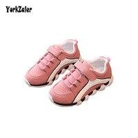 Yorkzaler Kids Boy Girl Shoes 2017 Fashion Autumn Winter Children Sneakers Kids Breathable Casual Sport Shoes