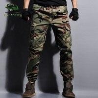 Caldo! Casual Militare Esterna Emoji Jogger Uomini Pantaloni Camo pantaloni harem Maschile più il formato cono allentati pantaloni Elastici Della Matita Jeans