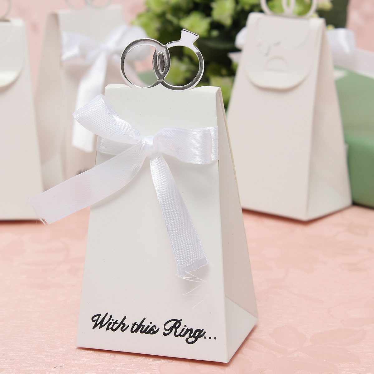 Old Fashioned Candy Boxes For Wedding Favors Festooning - The ...