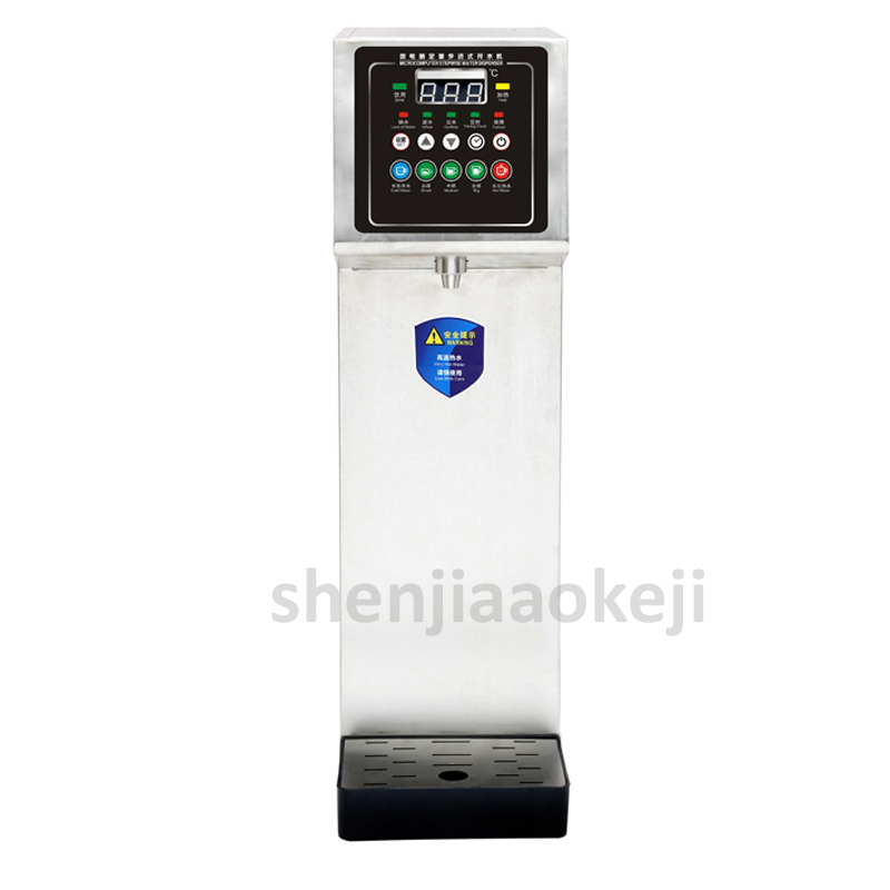 Commercial Energy-saving Electric Water Boiler IT10H Smart Water Machine 10L Capacity Automatic Boiling Supply Water 35L/H 220v