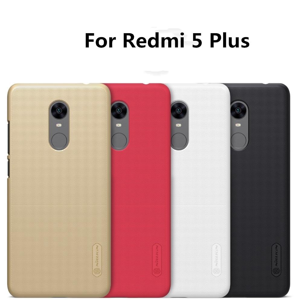 Buy Case For Asus Zenfone 3 Max Zc520tl Cover Zb45 Nillkin Super Frosted Shield Hard Back Cases Xiaomi Redmi 5 Plus Mobile Phone Bumper