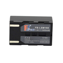 SB LSM160 SB LSM160 lithium batteries SBLSM160 font b Digital b font font b camera b