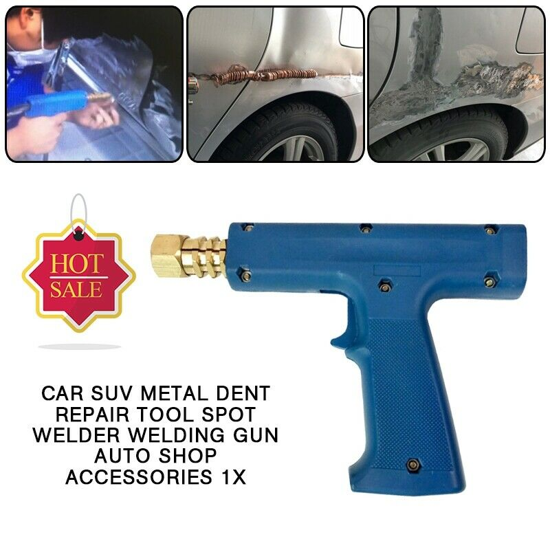 Pcmos 2019 New Car SUV Metal Dent Repair Tool Spot Welder Welding Gun Tool Accessories Paint Dent Repair Tool